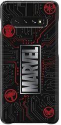 Samsung Marvel puzdro pre Samsung Galaxy S10+, Marvel Logo