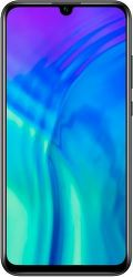 Honor 20 Lite Dual SIM 128 GB čierny