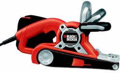BLACK&DECKER KA88, Pásová brúska