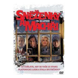 DVD F - SNEZENKY A MACHRI PO 25 LETECH
