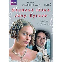 DVD F - Osudová láska Jany Eyrovej 2 (pošetka)