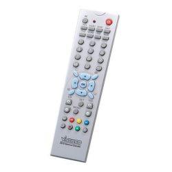 VIVANCO V-25603 Univerzálne diaľkové ovládanie 8v1 pre TV, SAT, DVD, VCR, DVB-T a pod.