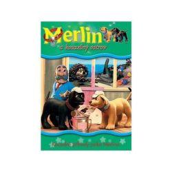 DVD F - Merlin a kouzelný ostrov