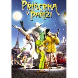 DVD F - Příšerka v Paříži