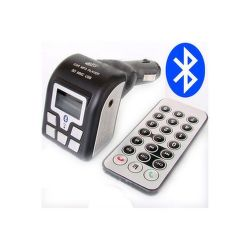 FM transmiter s Bluetooth hands free