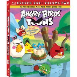 DVD F - Angry Birds 2