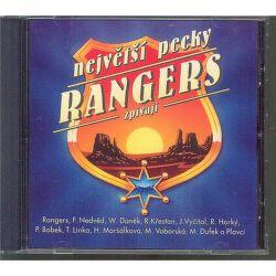 CD H - RANGERS-PLAVCI - NEJVETSI PECKY RANGERS