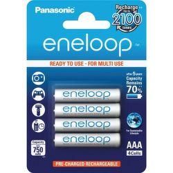PANASONIC Eneloop AAA 750 4BP