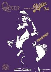 DVD F - QUEEN - LIVE AT THE RAINBOW