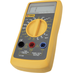 TOPEX univerzálny multimeter