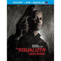 Equalizer (Antoine Fuqua) - film na Blu-ray
