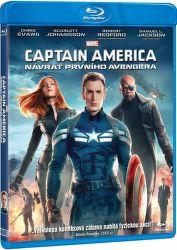 BD F - Captain America: Návrat prvního Avengera BD