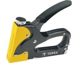 TOPEX Zošívačka 6 - 14 mm, G, L, E typ