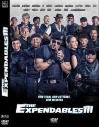 DVD F - THE EXPENDABLES: POSTRADATELNÍ 3
