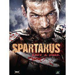 DVD F - SPARTAKUS - KREV A PÍSEK KOLEKCE