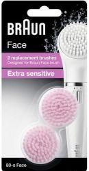 Braun Face 80S Sensitive náhradná kefka