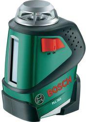 BOSCH PLL 360, krížový laser
