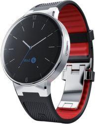ALCATEL OneTouch SM02 SmartWatch (čierno-červené)