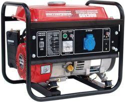 UNITEDPOWER GG 1300, benzínový generátor prúdu