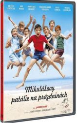 DVD  F - Mikulášovy patálie na prázdninách