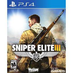 PS4- Sniper Elite 3