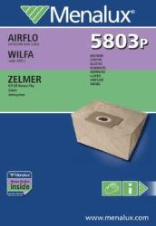 Menalux 5803P vrecká do vysávača (5ks+filter)