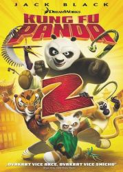 Kung Fu Panda 2 - DVD film