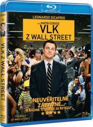 Vlk z Wallstreet - Blu-ray film
