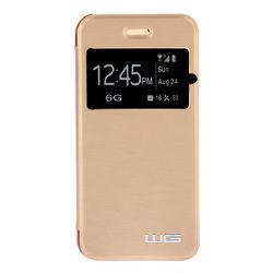 Winner púzdro Slimbook pre iPhone 6/6s (zlaté)