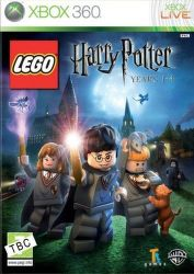 LEGO Harry Potter: Years 1-4 - hra pre Xbox 360