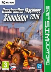 Construction Machines Simulator 2016 - hra pre PC
