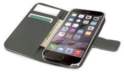 Celly Wally púzdro pre iPhone 6S (čierne)