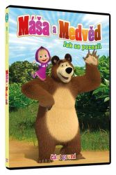 Máša a Medveď 1 - Ako sa spoznali - DVD