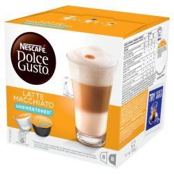 Nescafé Dolce Gusto Latte Macchiato nesladené (16ks)
