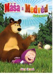 Máša a Medveď 4 - Nalezenec - DVD