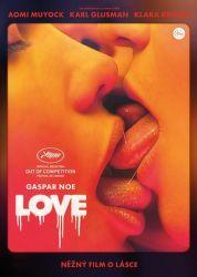 LOVE - limitovaný náklad - DVD film
