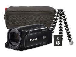 Canon Legria HF R76 Premium Kit (čierna)