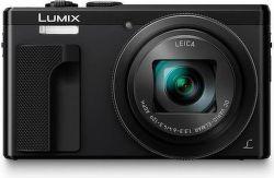 Panasonic Lumix DMC-TZ80 čierny