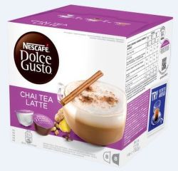 Nescafé Dolce Gusto Chai Tea Latte (16ks)