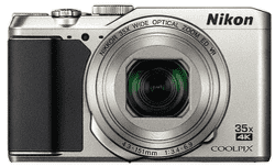 Nikon Coolpix A900 strieborný