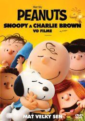 Peanuts: Snoopy a Charlie Brown - DVD film