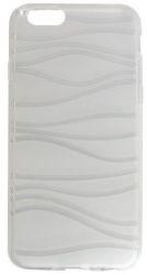MobilNet ochranné puzdro pre Apple iPhone 6 / 6S (transparentné)