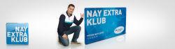 Ako vstúpiť do NAY Extra klubu