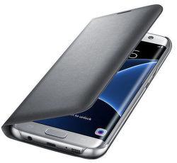 Samsung LED View EF-NG935PS SG S7e (strieborný)