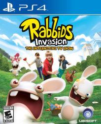 Rabbids Invasion - hra pre PS4