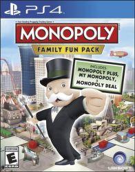 PS4 - Hasbro Monopoly