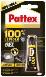 Pattex 100% - gélové lepidlo 8g