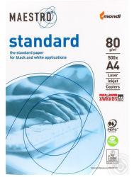 MONDI MAESTRO STANDARD,  kancelarsky papier 80g