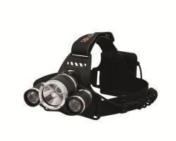 SOLIGHT WH23, LED čelové svietidlo SUPER POWER, 4 x AA