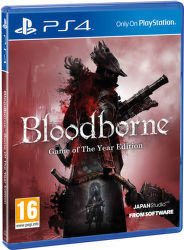 Bloodborne GOTY - PS4